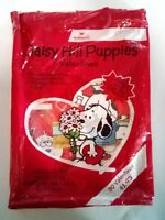New Vintage Snoopy-Daisy Hill Puppies Greeting Valentine's Day Cards Hallmark