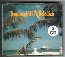 TRAUMSCHIFF MELODIEN - Orchester Charles Monet - 3 CDs Intercord,Neuwertig