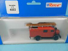 ROCO 4003 MERCEDES BENZ L1500 FEUERWEHR LF 8 1:87
