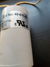 ATLAS LIGHTING PRODUCTS #40-011-D - HPS 24 MFD 400 VAC DRY CAPACITOR (NEW)