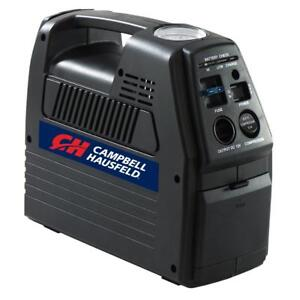 Portable 12 Volt Inflator, Rechargeable, Air Compressor for Tire Inflation, 230