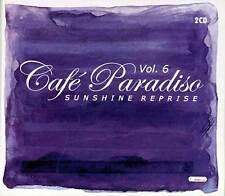 Cafe Paradiso 6 Sunshine Reprise 2CDs Neu OVP Lemongrass Parov Stelar