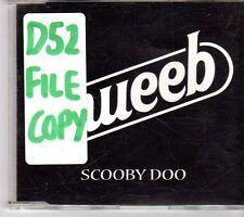 (EX912) Dweeb, Scooby Doo - 1996 DJ CD