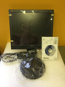 "Viewsonic VA705B 17"", 1280 x 1024 Resolution, LCD, VGA Monitor. New in Box!"