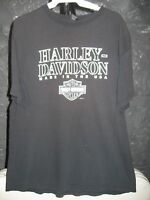 Harley-Davidson Classic Black Harley-Davidson Made in the U.S.A XL T-Shirt