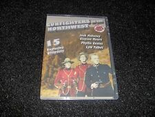 GUNFIGHTERS OF THE NORTHWEST CLIFFHANGER SERIAL 15 CHAPTERS 2 DVDS