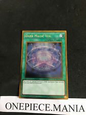 Yu-Gi-OH! Dark Magician Veil MVP1-ENG19 (MVP1-FRG19)