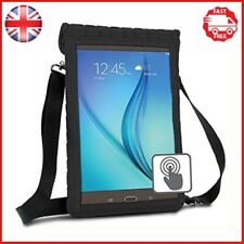 10 Inch Tablet Bag Sleeve Carry Case and Portable Messenger Sling with Touch-Sen