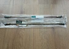 PAIR JAGUAR V12 THROTTLE LINKAGE RODS XJS XJ12 MOST MODELS SERIES 3 XJ X300 XJ40