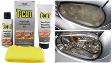 DIY Car Truck Headlight Plastic Lens Restoration Repair Kit Polishing Restorer