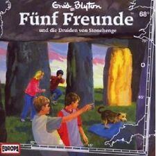 """FÜNF FREUNDE """"UND DIE DRUIDEN VON STONEHENGE (FOLGE 68)"""" CD NEUWARE"""