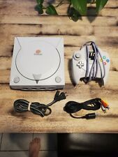 Modded GDEMU Sega Dreamcast Console w/ LOADED 400GB SD Controller & Cables!