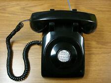 Vintage Western Electric 500 Extension Desk Phone Black Modular 95C Dial Cover