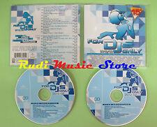 CD FOR DJS ONLY 2012/2 compilation 2012 PITBULL RIHANNA DJ ANTOINE TACABRO (C23)