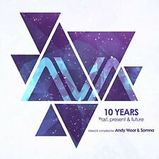 AVA 10 Years: Past, Present and Future [CD]