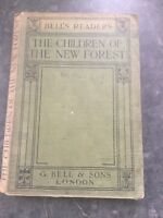 vintage collectable the children of the new forest marryat childs fiction