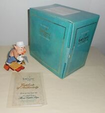 Walt Disney Collector`s Society Three Little Pigs-Practical Pig W/Box