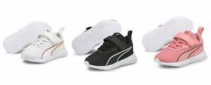 Puma Flyers Flex AC Inf Unisexe Bébé Enfants Chaussures Baskets de Sport Course
