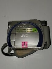 jvc digital video camera preowned 200x zoom with a/c adaptor