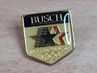 Vintage 1984 LOS ANGELES BUSCH SPONSORED OLYMPIC PIN