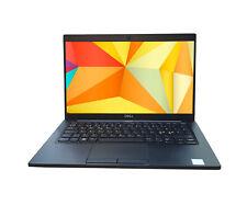Dell Latitude 7390 Core i5-8250U 1,6Ghz 8GB 256Gb SSD 13,3``1920x1080 IPS Cam A