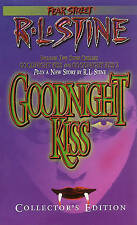 Goodnight Kiss: Collector's Edition by R. L. Stine (Paperback, 1997)