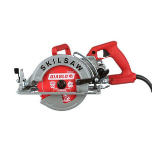 SKILSAW SPT77WM-22 7-1/4 In. Magnesium Worm Drive Saw