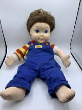 VINTAGE 1986 Hasbro Playskool My Buddy Doll Original Brown Hair blue Eyes,