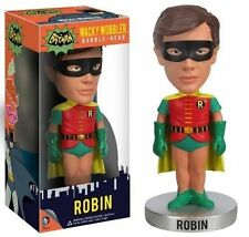 Batman 1966 Robin DC Comics Wacky Wobbler Bobblehead Bobble Head Funko 3137