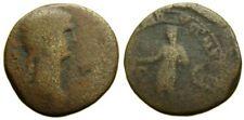 ANTONIA mother of Claudius Augusta 41 A.D. Æ Dupondius A.D. 26mm 13.8g Fair 4375