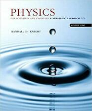 Physics for Scientists & Engineers: A Strategic Approach (Volume 1) by Randal…
