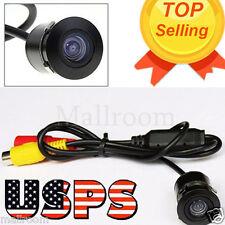 1/4` CCD Car Reverse Rear View Camera Backup Parking Night Vision Waterproof US