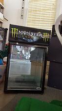 Monster Cooler Mini Fridge