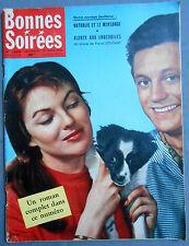 ►BONNE SOIREE N°1889 - 1958 - JOHN KNEE - MARIA CALLAS