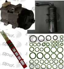 A/C Compressor-New Kit Global 9631979