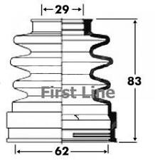 Blueprint  Rocker Cover Gasket ADN16764C