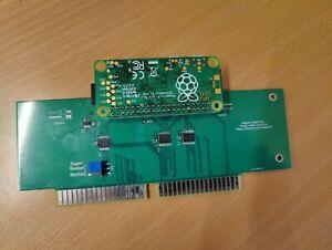 Commodore Amiga 2000 3000 RGBtoHDMI Videoslot PiZero