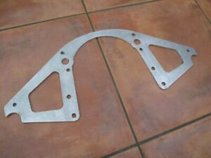 BIG BLOCK CHEVY YANCER FRONT ENGINE MOUNTING PLATE DRAGSTER GASSER HOT ROD RACE