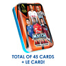 2018-19 TOPPS MATCH ATTAX PREMIER LEAGUE CARDS MINI TIN 45 CARDS + LE GOLD CARD