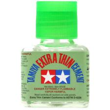 Tamiya Extra Thin modelado de cemento 40 Ml (para maquetas de plástico) 87038 Nuevo