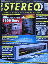 Stereo 1/13 T+A TCD 110S, Electrocompaniet PI-2D, AudioPhysic Classic 10 / 20