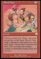 MTG Magic - (R) Mercadian Masques - Blood Oath - SP