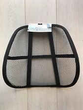 2x Back Support Cool Mesh Lumbar Back Brace For Office Home Car Seat Chair