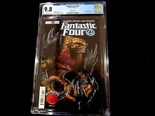 Fantastic Four #27 - CGC 9.8! Highest Graded! Knullified Variant!