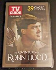 Tv Guide Classics: The Adventures of Robin Hood Dvd New 39 Episodes Fast Free Sh