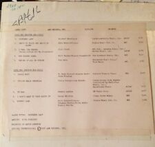Rita Coolidge - Southern Lady - TEST PRESSING 1976 - Version non commercialisée