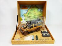 1:43 Almost Real Land Rover Defender D110 Camel Trophy Sabah Malaysia 1993 Dirty