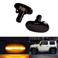 LED Side Repeater Indicator Turn Signal Lamp for Suzuki Jimny Lapin Carry T5X7