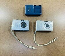 Canon PowerShot ELPH SD600 & SD300 6.0MP Digital Camera