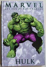Marvel Comics Les Incontournables Hulk éd Panini Comics 2008